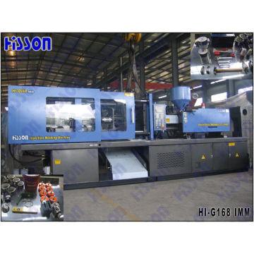 168t Horizontal plástico moldeado por inyección máquina Hola G168