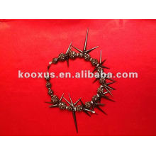 spike metal shamballa jewelry shoe jewelry