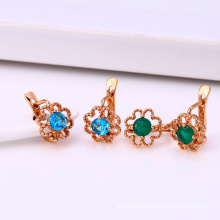 Xuping Fashion Rose-Gold Special Price Earring (25962)