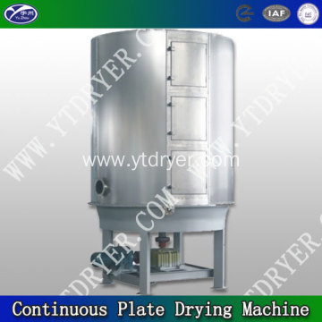 Sodium chloride is special disc dryer