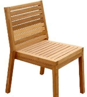 Meeting Bamboo Office Chair