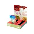 Acrylic Cosmetics Lip Balm Lipstick Showcase Display