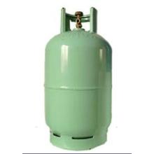Réservoir d'essence de 19kg & bouteille de gaz
