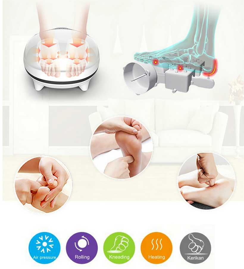 Air Pressure Massager With Heat