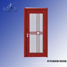 Portas de design em madeira maciça