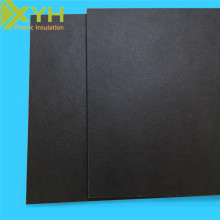 Black Textured Phenolic Resin Bakelite Sheet for Stage Pedal