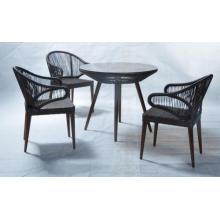 Gartenmöbel im Freien Stühle Rattan
