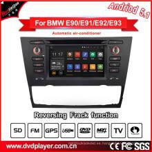 DVD del coche de Hla8798 para las conexiones del teléfono del GPS de BMW 3 E90 E92 E93 Radio GPS