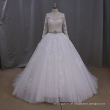 AK046 luxurious wedding dresses,russian wedding dress