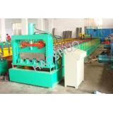 10-15m/min speed metal deck roll forming machine with 0.8