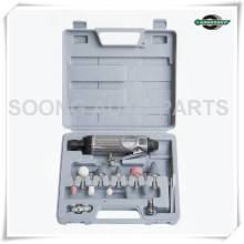 Kit de amoladora de aire de herramientas neumáticas más vendidas y herramientas neumáticas