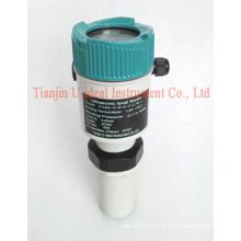 Medidor / sensor de nivel de combustible ultrasónico inteligente para tanque de agua y aceite