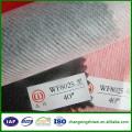 Shaoxing textile entoilage fusible non tissé