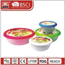 Container(5L) de comida de microondas redondo