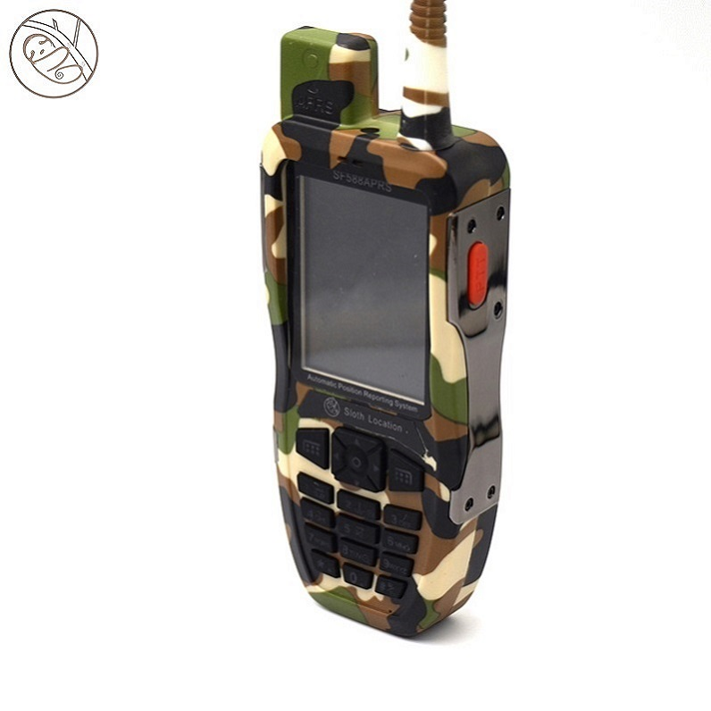 Telephone GPS Talkie Walkie UHF 9KM