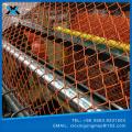 Stainless Steel Diamond Mesh Galvanized Or PVC