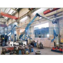 Dust Collection System for Welding Laser Fume
