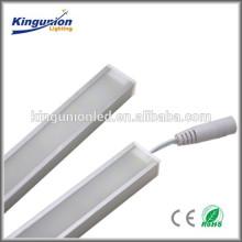 Barre rigide à chaud de 2015 en aluminium, barre à bande rigide