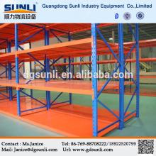 Panel de acero resistente Dongguan proveedor almacenamiento Racks