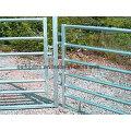 6 Bar Galvanisiert Utility Corral Panels Pferd Zaun Vieh Hof Schaf Hof
