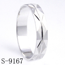 Fashion Sterling Silver Wedding/Engagement Ring Jewelry (S-9167)