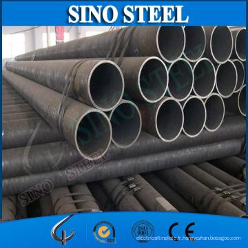 Fournisseur d'or Fabrication de tuyaux en acier trempé à chaud et pré-galvanisé