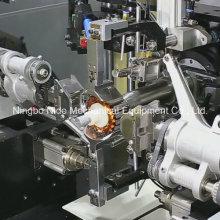 Máquina de bobinado de armadura automática