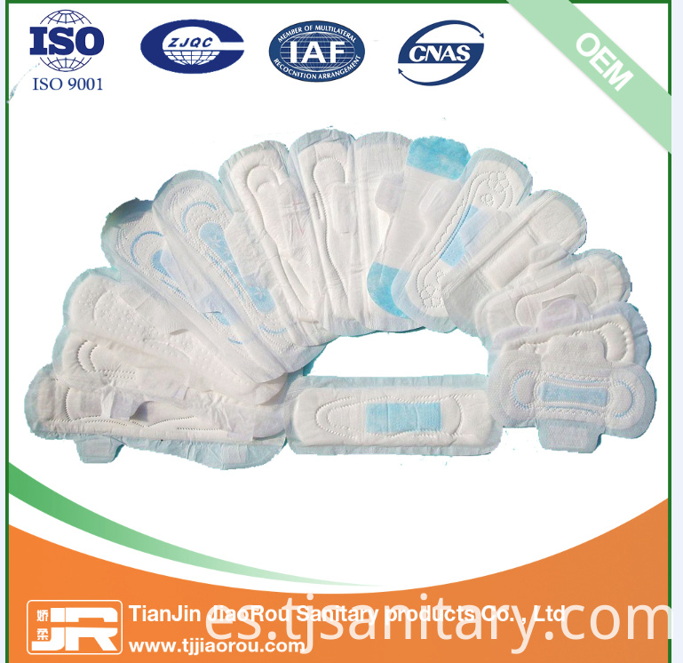blue core sanitary napkin