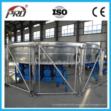 Grain Storage Steel Silo Machine/Steel Spiral Silo Forming Machine