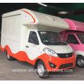 Mini camion de nourriture extérieur / chariot de nourriture