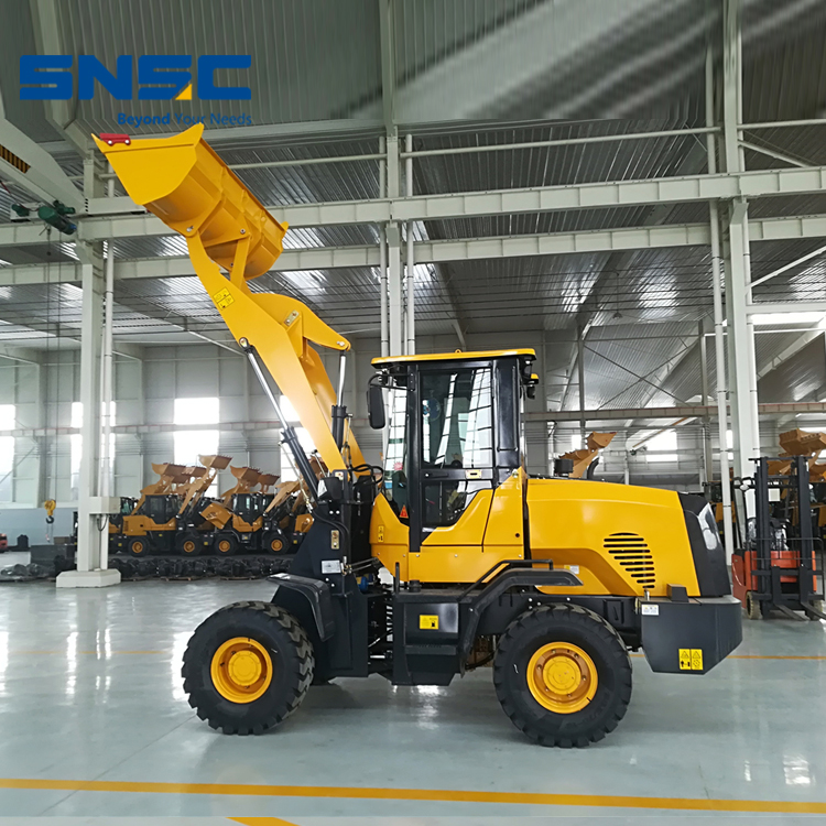 1.5 Ton Small Front End Mini Loader