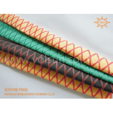 Non Slip Colorful Crossed Heat Shrink Tubing for Grip Shaft