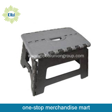 Outdoor Portable Plastic Wide Camping Step Stool