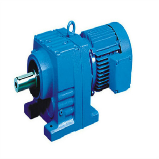 Helical+Bevel+Transmission+Geared+Motor+Gearbox