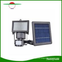 Outdoor 60 LED Solar Flut Licht Garten Licht mit Bewegungssensor