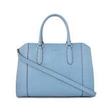 Women's messenger commuter leather bag
