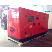 Cummins Diesel Engine Super Silent Diesel Power Generator 300kw / 375kVA
