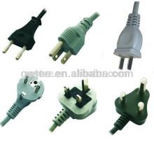 Enchufe de enchufe eléctrico de la protección de la sobrecarga de la alta calidad
