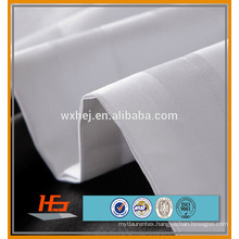 70% Cotton 30% Polyester 250TC Mercerizing White Bed SHeet Fabric