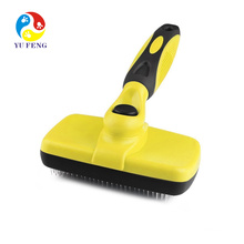 Effective and safe pet dog shedding grooming tool Effective and safe pet dog shedding grooming tool