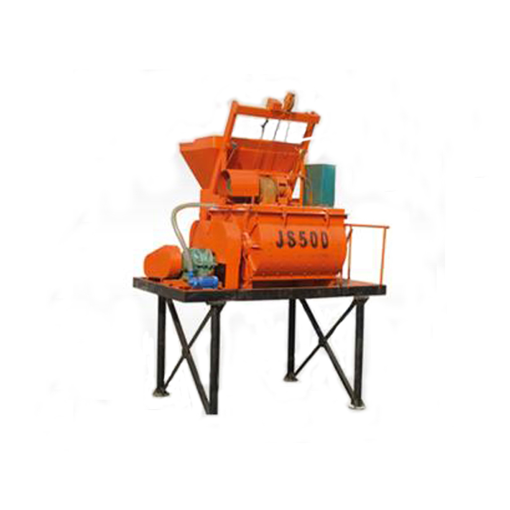 Large Electric Concrete Mixer