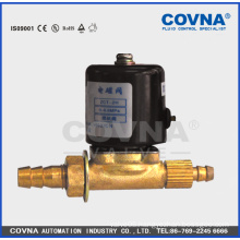 Micro Carbon Oxide brass Normal Close solenoid valve