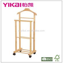 Top sale solid wood suit hanger