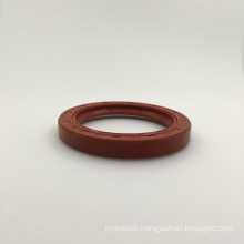 Single Lip Screw Air Compressor Shaft PTFE Stainless steel Oil Seal