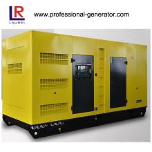500kVA Silent Diesel Generator Set with Cummins Engine
