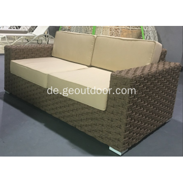 High-End-schönes weiches Loveseat-Sofa