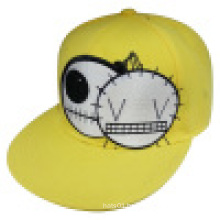Fitted Baseball Cap with Flat Peak Ftd073