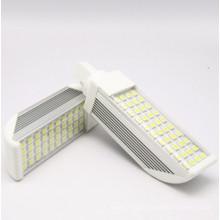 Lâmpadas de milho G24 / E27 8W LED Light \ com tampa 5050SMD