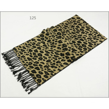 Men′s Womens Unisex Reversible Cashmere Feel Winter Warm Checked Diamond Printing Thick Knitted Woven Scarf (SP815)