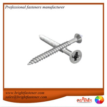High reputation for for Stainless Steel Wood Screws Mild steel wood screws export to Nicaragua Importers